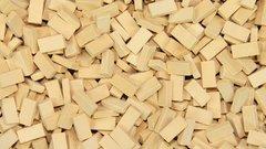 23038 Light Beige Brick 1:35/1:32 Scale by Juweela