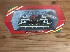 Unused Glencoe-White Cultivator Boxed Britains 9550