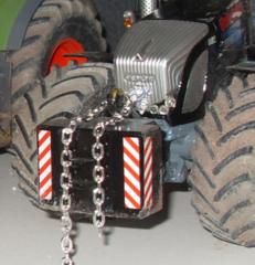 5mm Tow Chain/Lifting Gear 1:32 Scale by Artisan 32 (50088)
