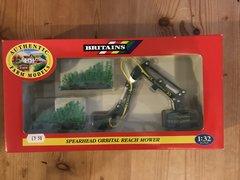Spearhead Orbital Reach Mower Boxed Britains 00048
