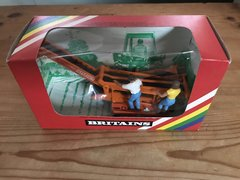 Britains Superfaun Potato Harvester Unused Boxed 9535