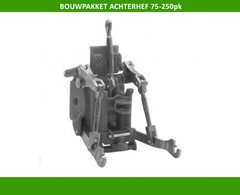 Rear Linkage Kit 75-250hp 1:32 Scale by Artisan 32 20972