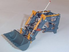 Faucheux Front Loader by Universal Hobbies for Conversion 1:32 Scale code Artisan 32 40106
