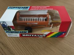 Power Farm Howard Rotary Manure Spreader Boxed Vintage Britains 9342
