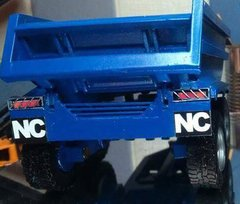 Trailer Lights and Guard Kit 1:32 Scale by BLR05