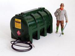 WM061 Bunded Diesel/Oil/Derv Tank 1:32 scale by HLT Miniatures