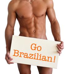 Male Brazilian Waxing