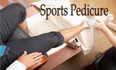 Sports Pedicure