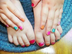 Kids Pedicure