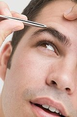 Men EyeBrow Clean Up Wax