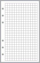 """FCC Graph / Grid Paper (0.25"""")"""