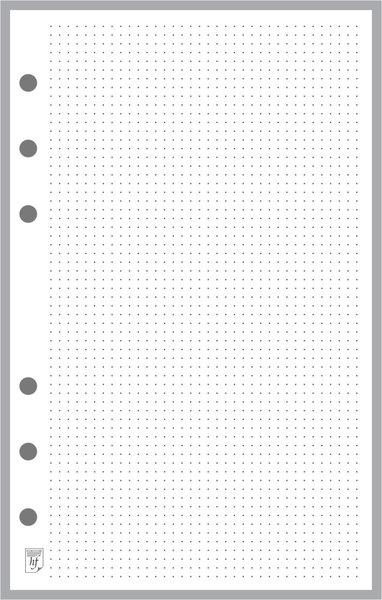"""FCC Dot Grid Paper (0.10"""")"""