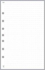 "FCS Dot Grid Paper 0.25"""