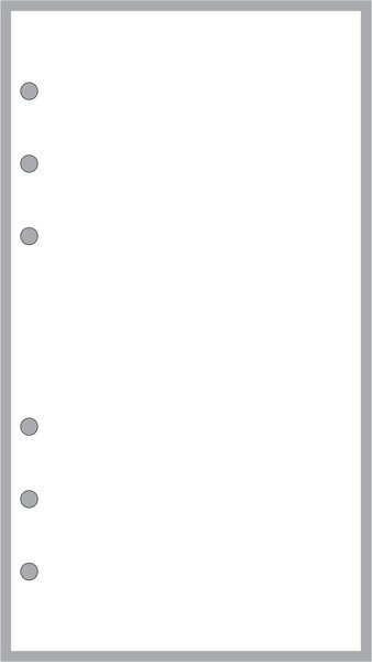 FPL Blank Note Pages