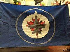 Winnipeg Jets Flag