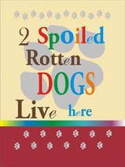 Spoiled Dogs Flag