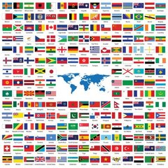 Flags of International Countries