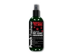 Organic Pet Coat Freshener Spray