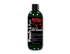 Organic Pet WorX Dog & Puppy Wash - Itchy Dry Skin Formula