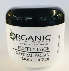Pretty Face Moisturizer 4 oz