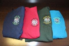 Pullover Hoodie Kiowa Pocket Logo