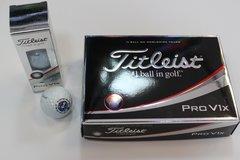 Kiowa Golf Balls