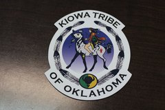 Kiowa Tribe Magnet