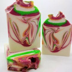 Coconut Mango Lime Soap
