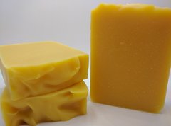 Dandelion Honey Unscented Soap