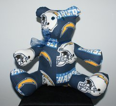 Chargers Bear