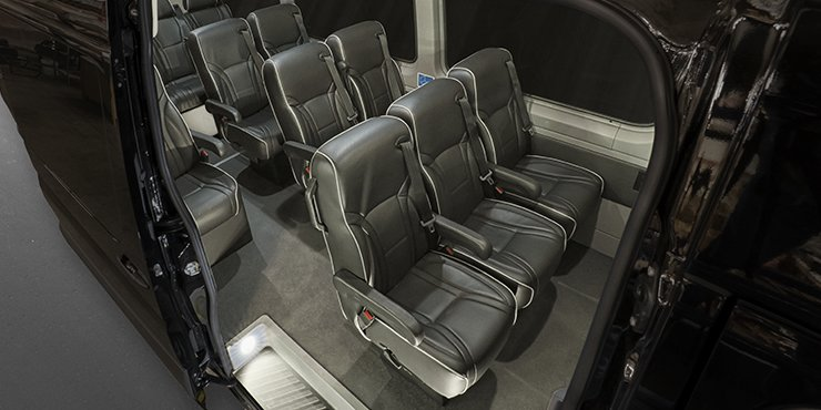 Replacement Van Seats : Replacement and luxury seats for motorhomes rv s vans