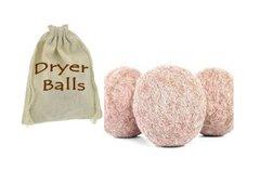 Natural Rustic Sheep Wool Dryer Balls