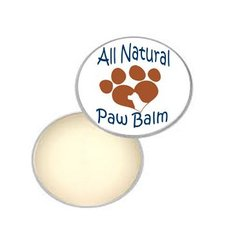 All Natural Pet Paw Balm