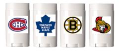 Natural Deodorant - Favourite NHL Hockey Team Theme