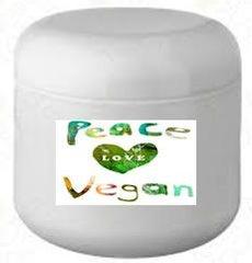 Peace & Love Vegan Face & Body Lotion