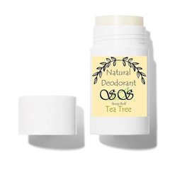 A Tea Tree Country Classic Natural Deodorant