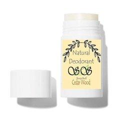 A Cedar Wood Cardamom Country Classic Natural Deodorant