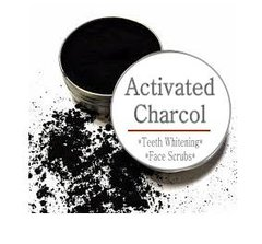 Activated Charcoal For Teeth Whitening - Masks - Scrubs