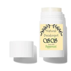 A Peppermint Country Classic Natural Deodorant