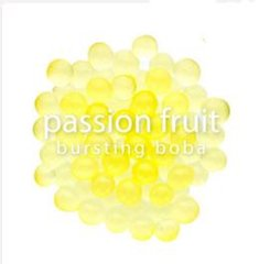 Boba - Bursting Passion Fruit Pearls