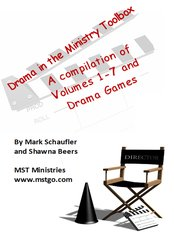 Drama in the Ministry Toolbox Compilation (125 scripts)