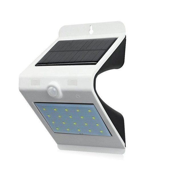 Quace 24 led dual colour solar lights outdoor smart powered motion quace 24 led dual colour solar lights outdoor smart powered motion sensor lamp touch control onoff aloadofball Image collections
