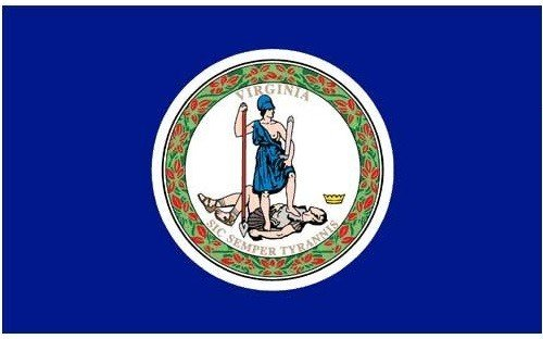 Shop State Flag Hats and Shirts  Vintage look, fun colors