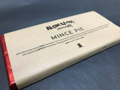 NEW - Nom Nom Mince Pie Chocolate - LIMITED EDITION