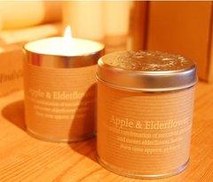 Apple & Elderflower Candle Tin