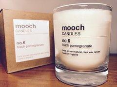 mooch CANDLES no.6 black pomegranate