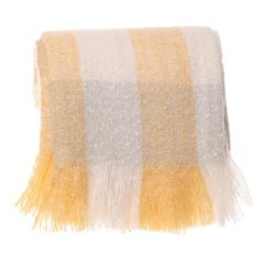 Highland Muted Blanket Yellow