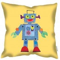 Robot - Kali Stileman Cushion
