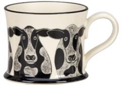 Cow Mug by Moorland Pottery