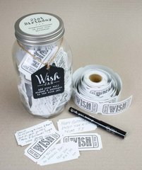 WISH JAR 21st Birthday